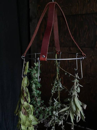 Hand Forged Herb Hanger