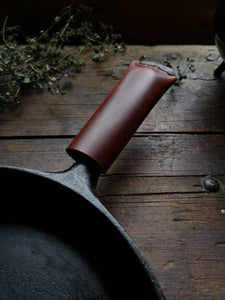 Cast Iron Pan Handle Cover