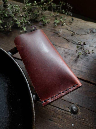 Cast Iron - Side Handle Cover