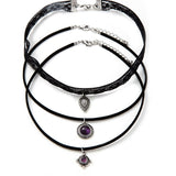 3Pcs Set Designer Choker Necklaces