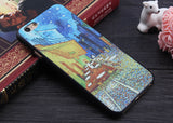 3D Painting Cell Phone Case For iPhone 7 Plus - Alashia's Closet