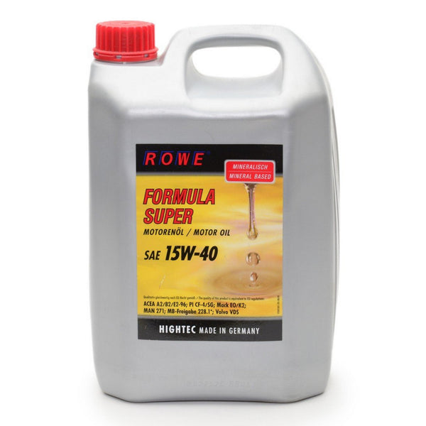 ULJE ROWE HIGHTEC FORMULA SUPER 15W-40 5/1