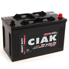 AKUMULATOR CIAK STARTER HD 12V-110 AH D+ PLUS