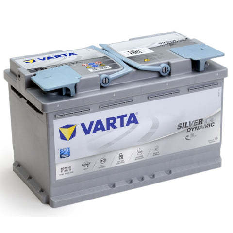 AKUMULATOR VARTA START-STOP PLUS 12V-80AH D+