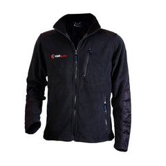 VESTA FLEECE 4TECH CRNA VEL. L