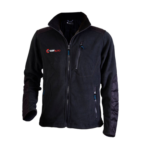 VESTA FLEECE 4TECH CRNA VEL. S