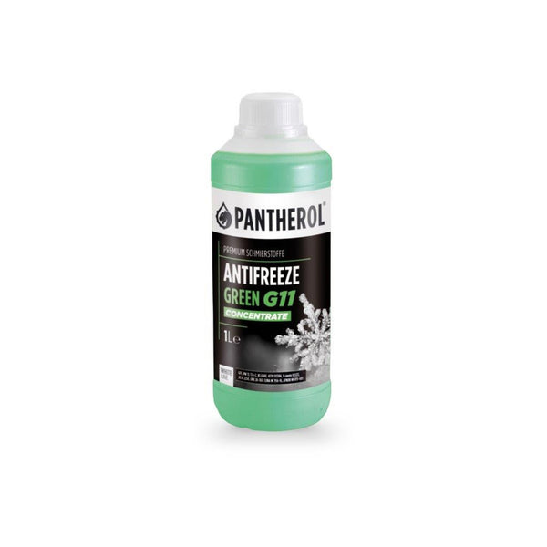 ANTIFRIZ PANTHEROL GREEN G11 1/1