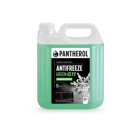 ANTIFRIZ PANTHEROL GREEN G11 3/1