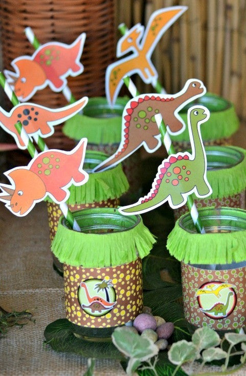 Dinosaur Birthday Party Printables Supplies Birdsparty Com
