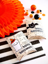 Halloween Cute Candy Corn Party Printables Supplies & Decorations Kit | BirdsParty.com