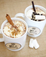 Hot Cocoa Bar Party Printables Supplies & Decorations Kit | BirdsParty.com