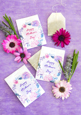 Floral Lavender Party Printables Supplies & Decorations | BirdsParty.com