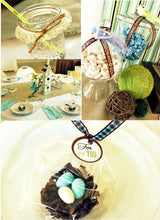 Tweet Nesting Bird Baby Shower Party Printables Supplies & Decorations | BirdsParty.com