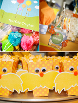 Recycling Birthday Party Printables Supplies & Decorations | BirdsParty.com