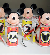 Cartoon Mouse Birthday Party Printables Supplies & Decorations | BirdsParty.com