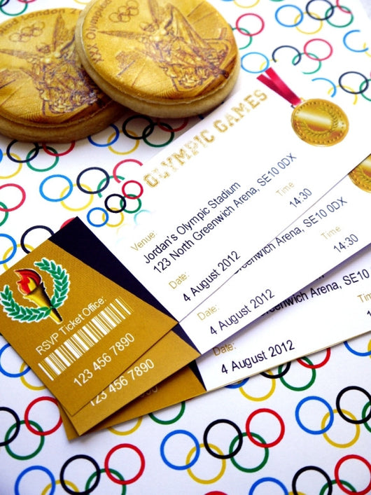 Olympics Party Printables Supplies DIY Decorations BirdsPartycom - Olympic party invitation template