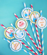 Penguin Birthday Party Printables Supplies & Decorations | BirdsParty.com