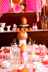 Pumpkin Princess Birthday Party Printables Supplies & Decorations | BirdsParty.com