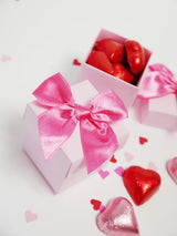 Satin Bow for Party Favors & Gift Boxes - Various Colors | BirdsParty.com