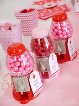 Mini Gumball Candy Machine - Various Colors | BirdsParty.com