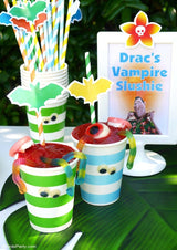 Free Hotel Transylvania Party Printables