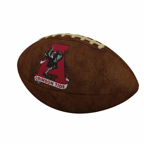 Alabama Official-Size Vintage Football