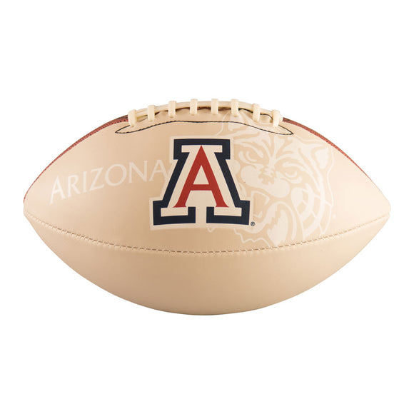 Arizona Full-Size Autograph Football
