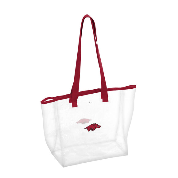 Arkansas Stadium Clear Bag