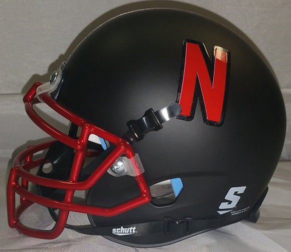 Nebraska Cornhuskers Schutt Mini Helmet - Alternate 2015