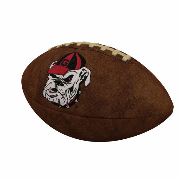 Georgia Official-Size Vintage Football