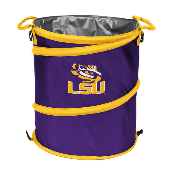 LSU Collapsible 3-in-1