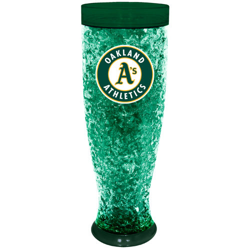 Oakland Athletics Crystal Freezer Pilsner - Full Color