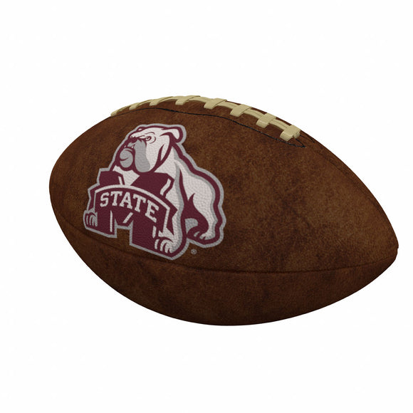 Mississippi State Official-Size Vintage Football