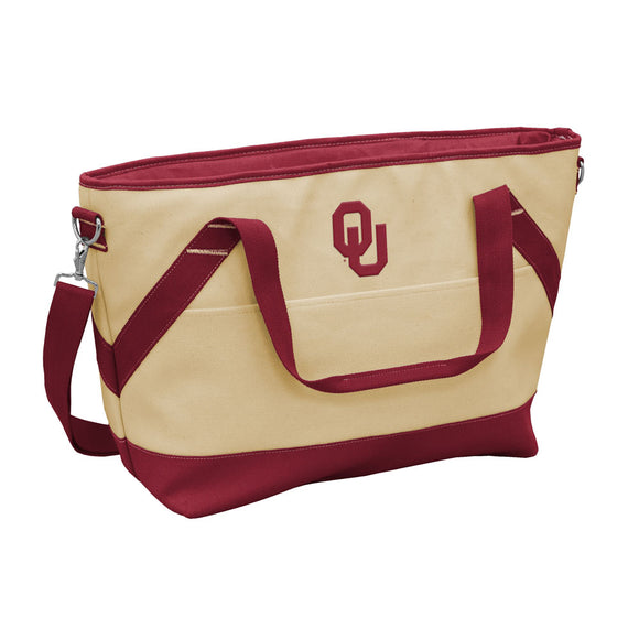 Oklahoma Brentwood Cooler Tote