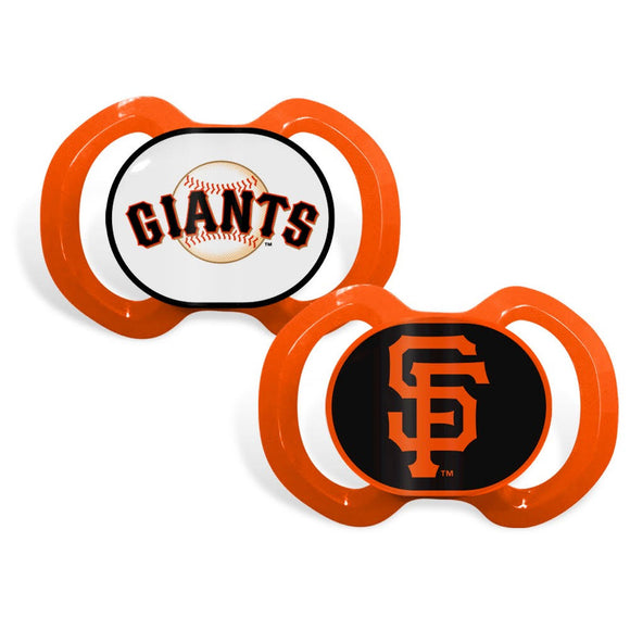 San Francisco Giants Pacifier - 2 Pack