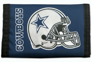 Dallas Cowboys Wallet Nylon Trifold