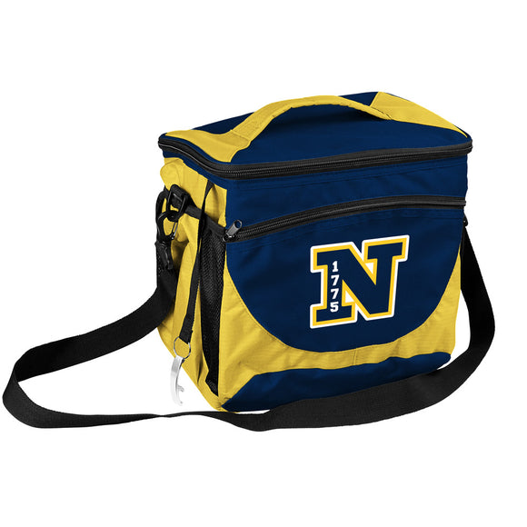 Navy 24 Can Cooler