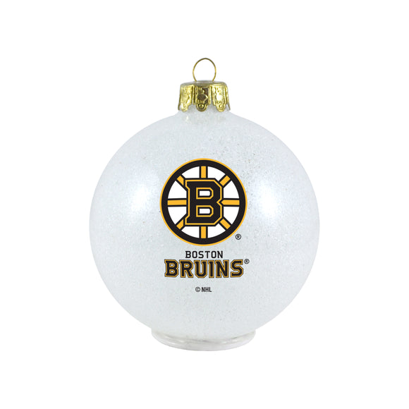 Boston Bruins Ornament LED Color Changing Ball