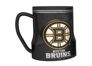 Boston Bruins Coffee Mug - 18oz Game Time