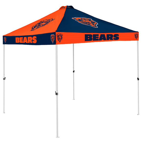 Chicago Bears Checkerboard Canopy