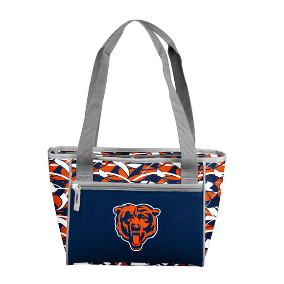 Chicago Bears FIT 16 Can Cooler Tote