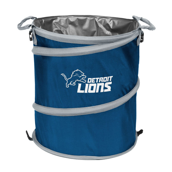 Detroit Lions 2017 Logo Collapsible 3-in-1