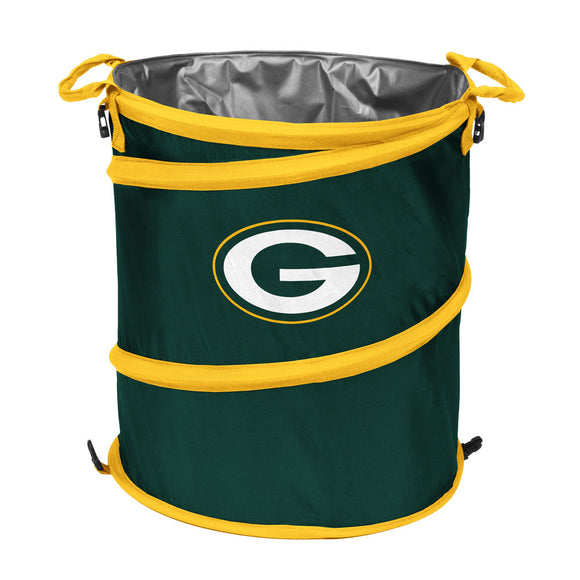 Green Bay Packers Collapsible 3-in-1