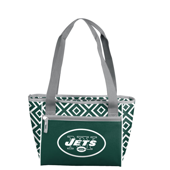 New York Jets DD 16 Can Cooler Tote