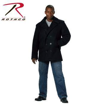 Rothco US Navy Type Pea Coat - Algoma Retail