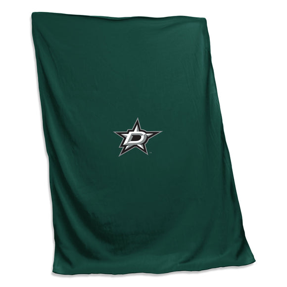 Dallas Stars Sweatshirt Blanket
