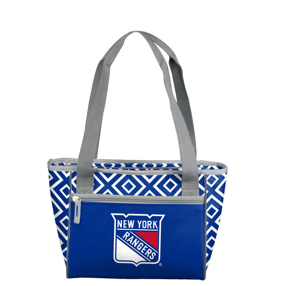 NY Rangers DD Can Cooler Tote