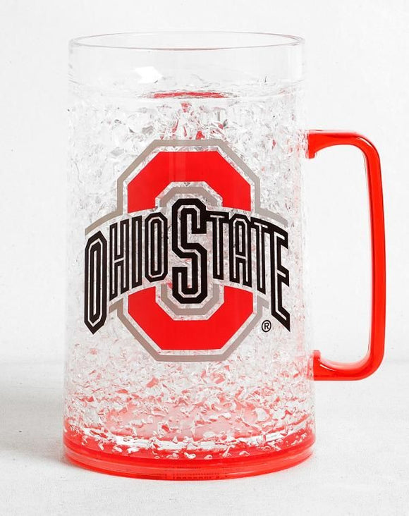 Ohio State Buckeyes Monster Crystal Freezer Mug