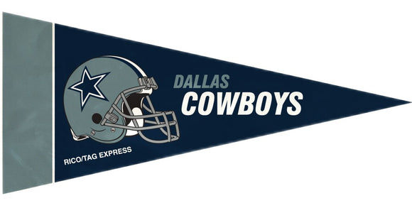 Dallas Cowboys Pennant Set Mini 8 Piece