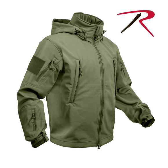 Rothco Special Ops Tactical Soft Shell Jacket - Algoma Retail